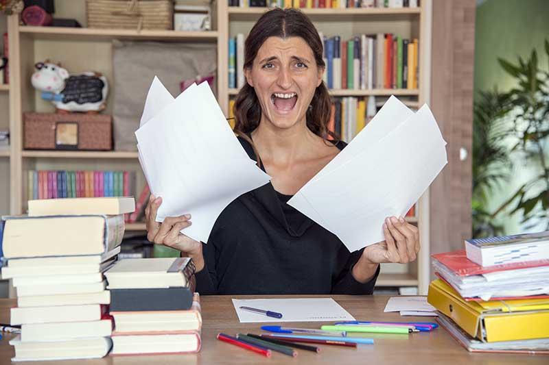 Exam & Interview Nerves